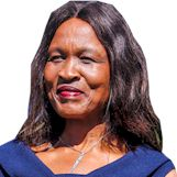 Mrs P Hlekwayo : Human Resource Manager