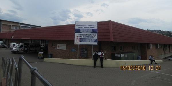 General Justice Gizenga Mpanza Regional Hospital