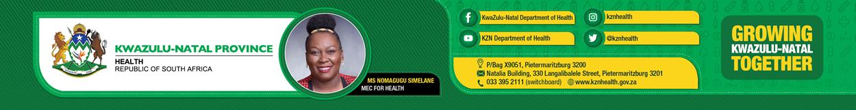 KwaZulu-Natal Department of Health Vacancies Feb. 2017 - ZaR