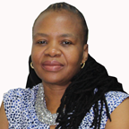 Ms. N. Ngwenya : Systems Manager