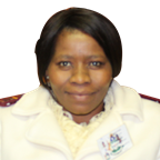 Mrs. G.N. Nkosi : Nursing Manager