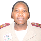 Ms Moloi :Assistant Nursing Manager (PHC)