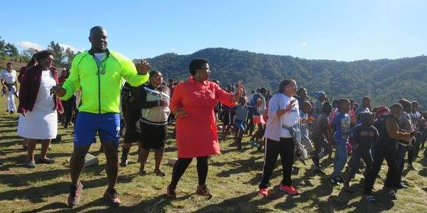Move for your health at Kwadweshula