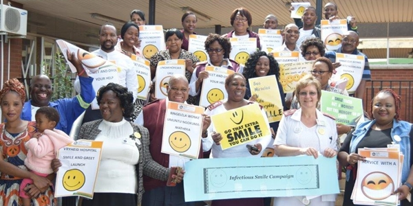 Smile and Greet Campaign