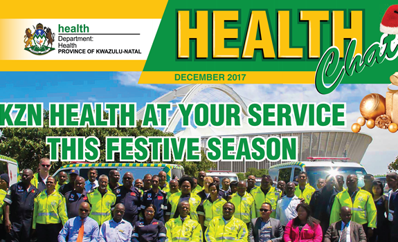 Read the December 2017 Health Chat