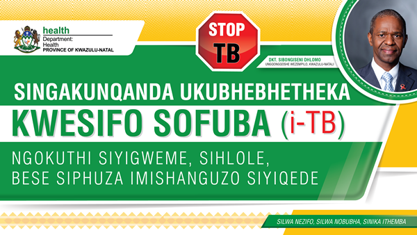 Wanted: Leaders for a TB-free world