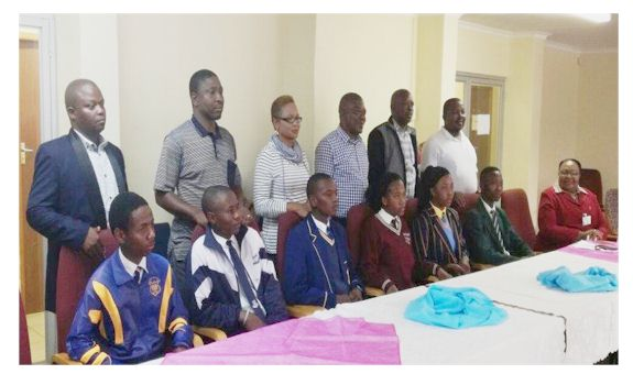 Uthukela top 6 learners make district proud