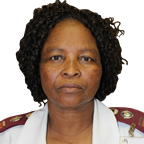 Mrs. A.S Maphumulo Monitering & evaluation