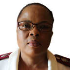 Mrs. Z. Mthembu Nursing Manager